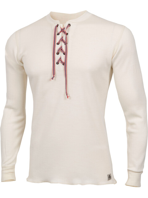 Aclima M's WarmWool Shirt with Cord Nature